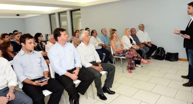 Prefeito apresenta Plano de Estratégia e Gestão 2014-2017