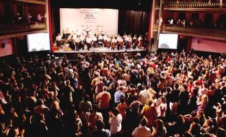Começa o 10º Festival Internacional Sesc de Música
