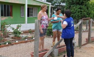 Gestão Ambiental realiza ação com comunidades lindeiras à BR-116/RS