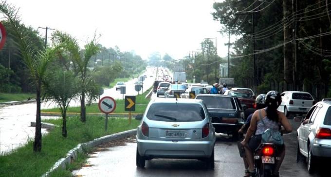 Detran registra 2.427 infrações no primeiro semestre em Pelotas