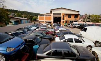 Leilões do Detran/RS  ofertam mais de 2 mil veículos