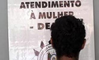 Plantão de Polícia : Filho que espancava mãe é preso