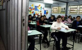 SIMP critica uso de Contêineres como salas de aula