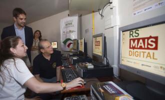 Mercado Público de Pelotas ganha Telecentro e Sala do Microcrédito