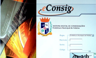 Servidores podem fazer simulações de empréstimos online
