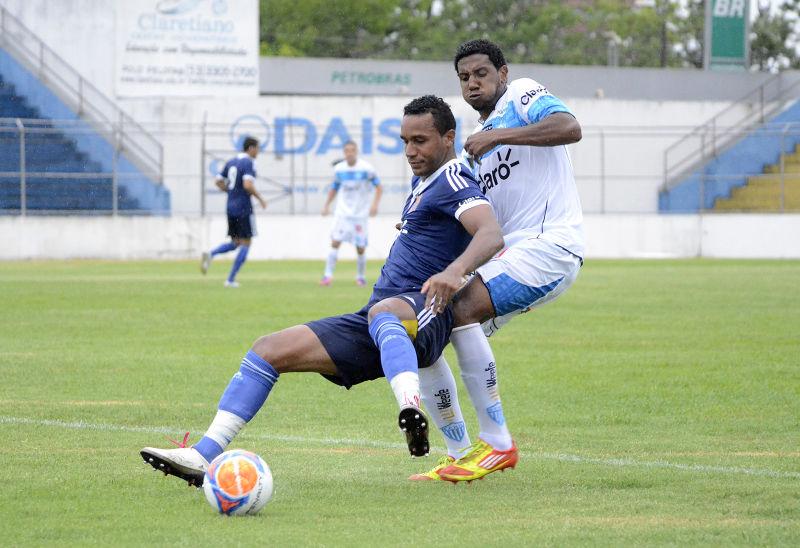 Jefferson vem tendo boas atuações no Pelotas e se mantém como titular diante do Veranópolis Foto: Alisson Assumpção/DM