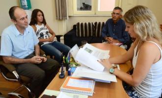 Esporte Clube Pelotas/Phoenix apresenta projeto à Paula