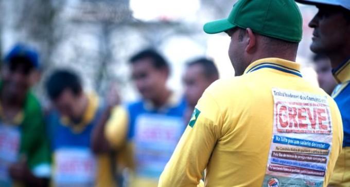 CORREIOS : Sem acordo no TST greve continua