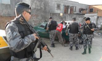 Operação da Brigada Militar coloca todo o efetivo policial nas ruas de Pelotas
