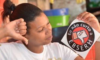 Frente Local Contra a Privatização da Saúde realiza ato na UFPel