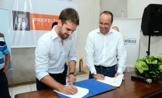 Parceria entre Prefeitura e UCPel viabiliza novo Pronto Atendimento
