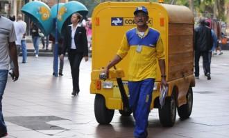 Diminui o número de empregados em greve nos Correios do RS