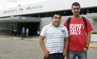 Futebol para cegos em Pelotas