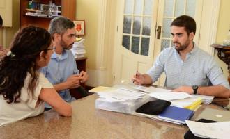 Prefeito leva projetos e busca recursos em Brasília