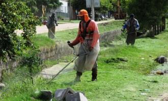 Sosu mantém limpeza e requalificação de ruas