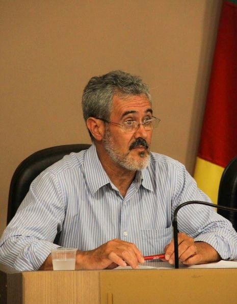 Superintendente do Porto de Pelotas, Darci Cunha FOTO:  Arquivo/DM