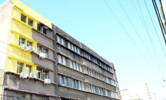 Empresa responsável por pintura em prédio central rebate afirmações da prefeitura