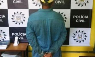 Plantão de Polícia : Tarado que abusava de sobrinha é preso pela polícia em Canguçu