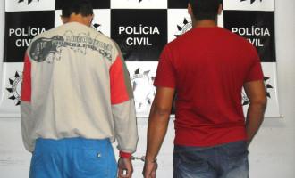 HOMICÍDIOS : Operação da Polícia Civil prende quatro pessoas, armas e drogas