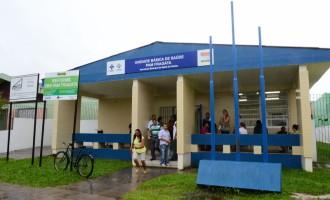 Prefeito entrega UBS PAM Fragata à comunidade após reforma