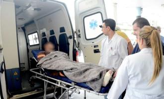 Colisão frontal entre dois ônibus mata policial e deixa pelo menos 9 feridos na BR-116