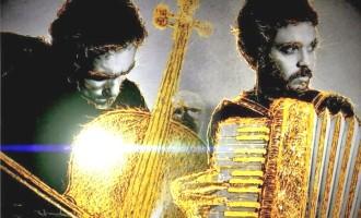 "Duo ""Finlândia"" apresenta show do disco ""Dale"""