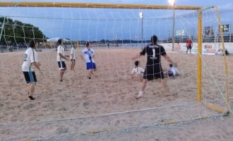 Beach Soccer Municipários