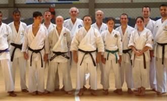 Federação de Karate Shotokan do Rio Grande do Sul reúne representantes