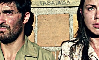 "Cia. Teatral Aurora encena ""TabaTaba"" no Morro Redondo"