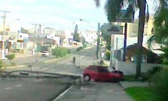 TRÂNSITO : Jovem de 18 anos morre em acidente na Zona Norte