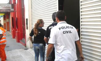 Três bingos são fechados em ação da Polícia Civil