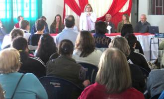 Morro Redondo sedia encontro de mulheres