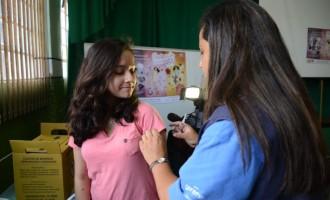 Vacinação contra a HPV é suspensa em Pelotas