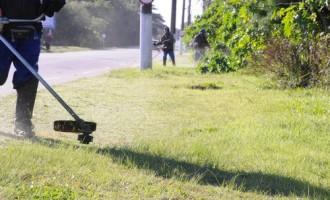 Sosu faz limpeza urbana e requalificação de ruas