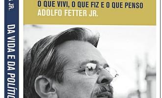 LIVRO : Fetter Júnior lança biografia