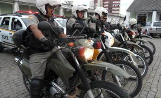 Operação Paz no Bairro: 4º BPM realiza prisões e apreensão de drogas em Pelotas