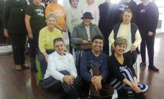 Aulas de zumba como opção no Espaço de Dança Lais Hallal