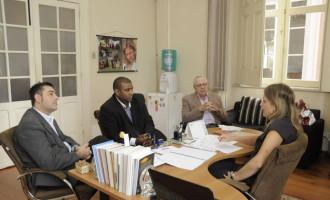 Prefeitura e SSP discutem segurança em Pelotas