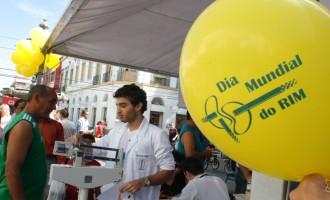 Atividade de conscientização pelo Dia Mundial do Rim mobiliza a população