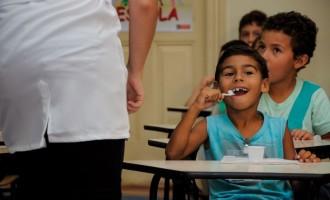 """""""Sorrindo na Escola"""" atenderá 88 escolas municipais"""