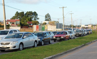 Trânsito : BM aperta cerco contra infratores