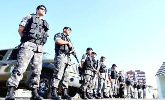 Governo do Estado anuncia aumento de 15,76% para BM e agentes de polícia