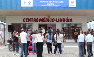 UBS LINDÓIA : Médico não atende turno da noite