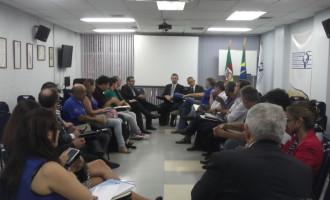 SindiSaúde Pelotas discute Piso Regional com Patronal