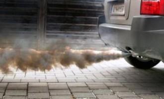 Aumenta poluição do ar na cidade