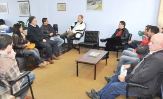 DNIT recebe representantes do município do Capão do Leão