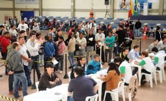 Mega Feirão de Empregos recruta pelotenses para vagas em Guaíba