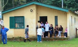 Unidade de Saúde funciona em casa alugada pelo médico