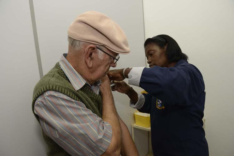 26,5 mil pessoas já estão imunizadas