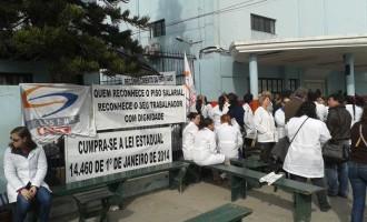 Técnicos em Enfermagem dão trégua na greve no PSP e HUSFP